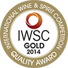 International Wines and Spirits Competition, Gold Award, 2013 (Whyte & Mackay Blended Scotch Whisky)